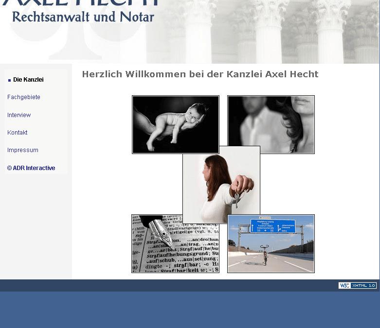 Notar & RA Axel Hecht