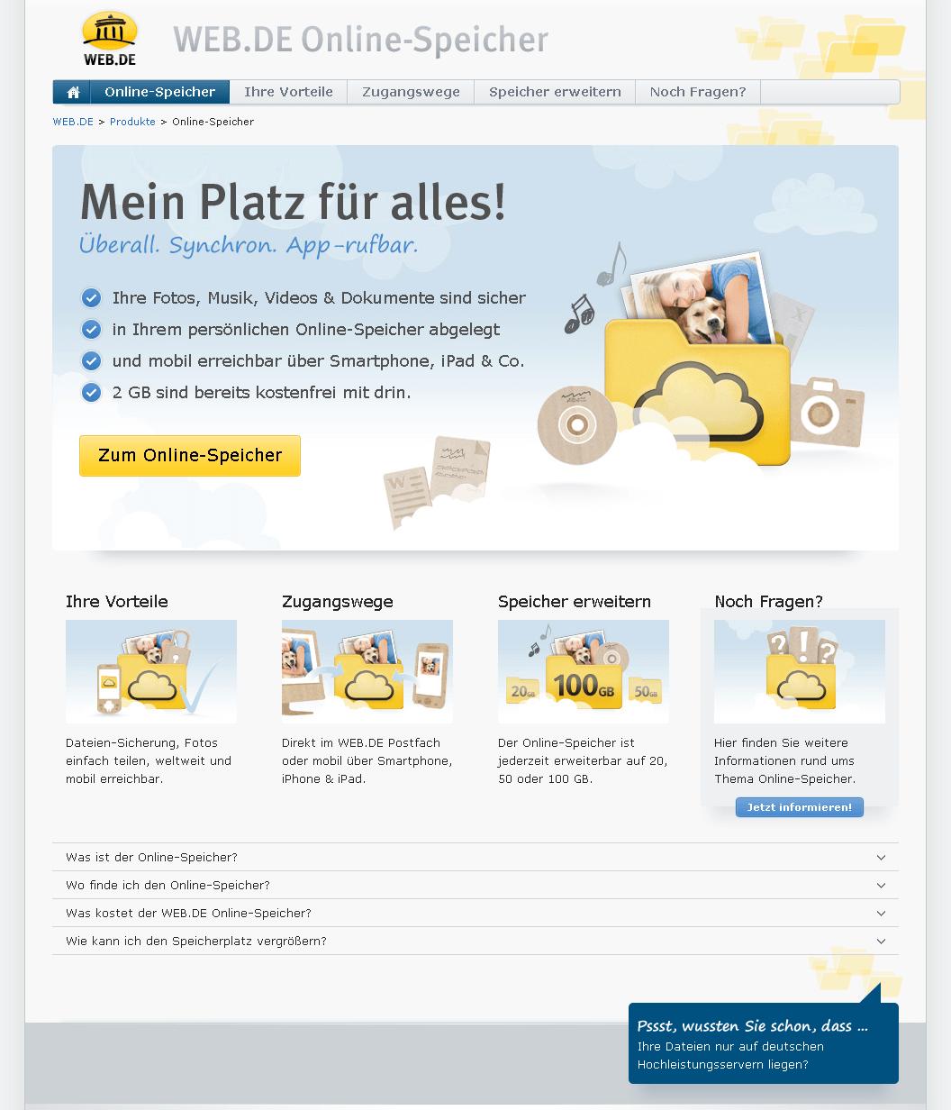 ranking webseiten deutschland