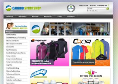 Carboo4U Sport Vertriebs GmbH & Co. KG