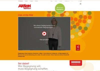 Aktion Mensch – Encounter