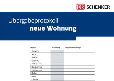 DB Schenker – Forms