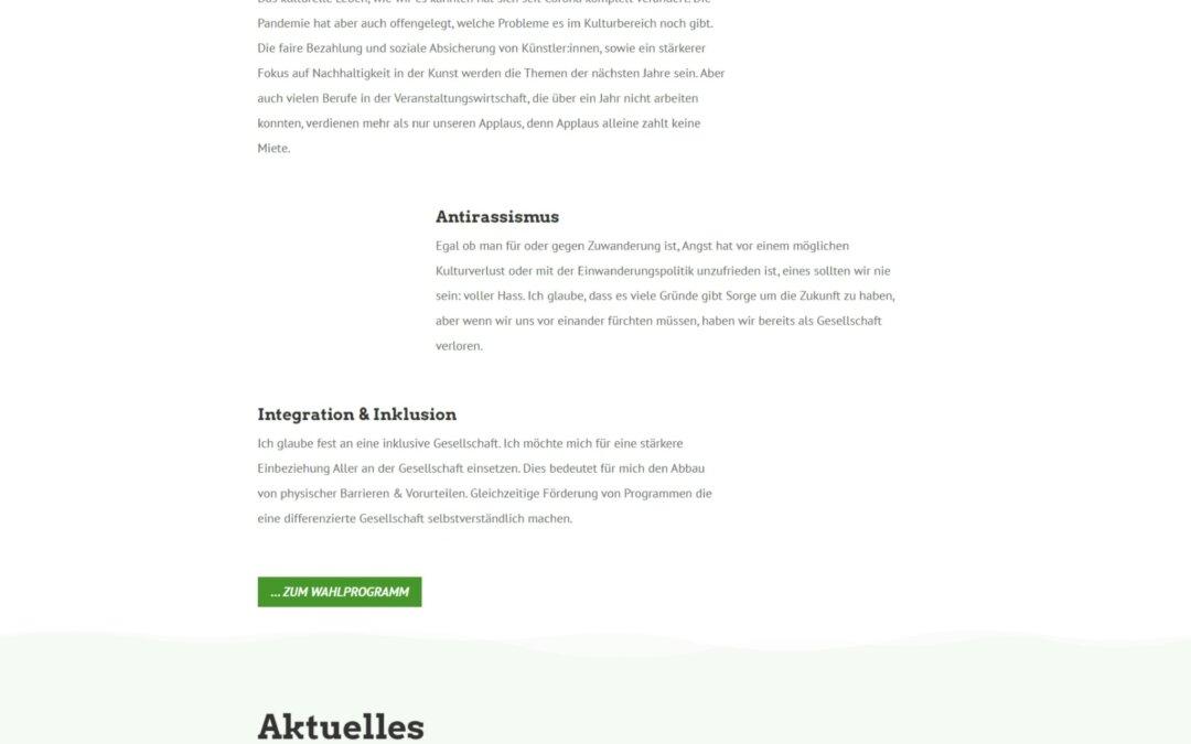 Bündnis 90 / Die Grünen: Direktkandidat Behzad Borhani
